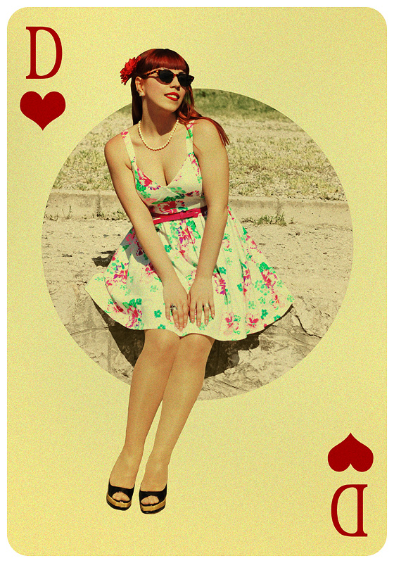 The Queen of Hearts, Joanna Joe, Dama Srce, Dama Herc