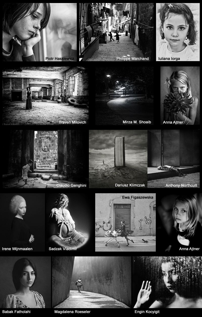 World of Black and White Photography