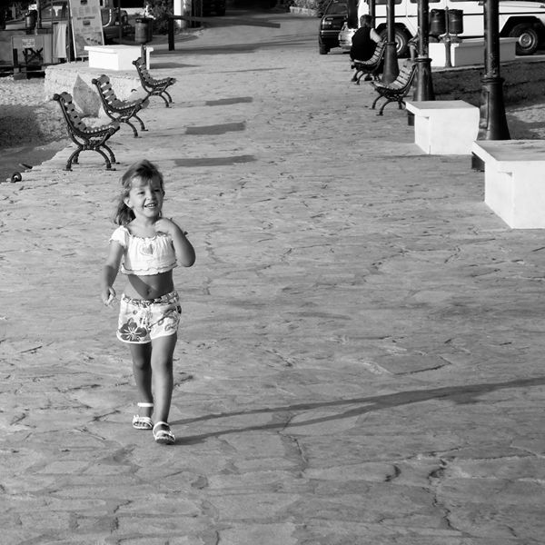 child girl copyright © goran kojadinovic